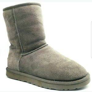 Ugg Womens Classic Low Boot II 5825 Suede Sheep